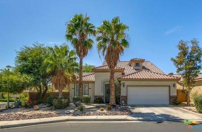 Cathedral City Single Family Home Contingent: 67895 Faja Caballero