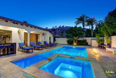 Palm Springs Single Family Home Contingent: 1318 E Buena Vista Drive