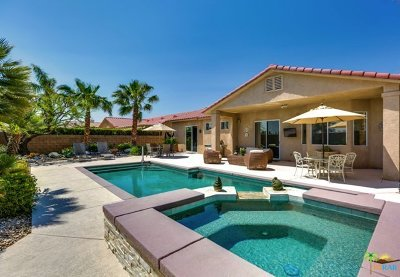 Cathedral City Single Family Home Contingent: 30682 Peggy Way