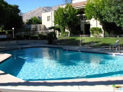 Palm Springs Condo/Townhouse Contingent: 1955 N Via Miraleste #1322