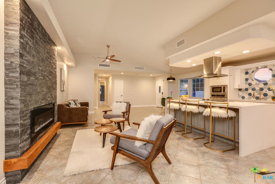 La Quinta Single Family Home For Sale: 53750 Avenida Obregon