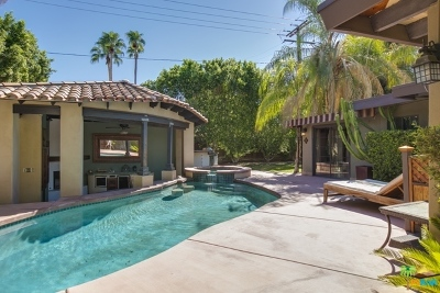 Palm Springs CA Single Family Home For Sale: $619,000