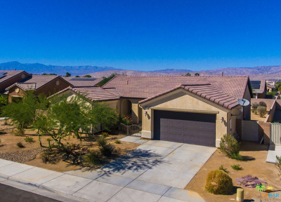 Palm Desert CA Single Family Home For Sale: $419,900