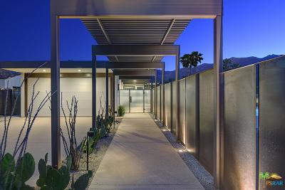 Palm Springs Single Family Home Contingent: 1405 Avenida Sevilla