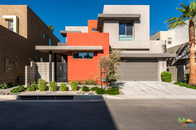 Cathedral City Single Family Home Contingent: 35411 Tribeca Lane
