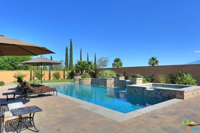 Rancho Mirage Single Family Home For Sale: 21 Cassis Circle