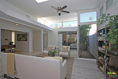Palm Springs CA Condo/Townhouse For Sale: $498,000