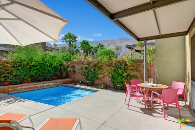 Palm Springs Condo/Townhouse For Sale: 951 Oceo Circle