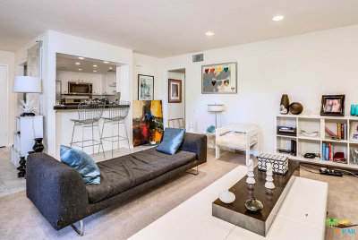 Palm Springs Single Family Home For Sale: 1591 South Cerritos Drive