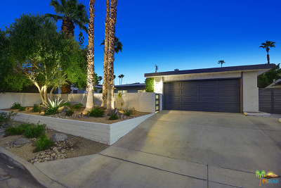 Palm Desert CA Single Family Home For Sale: $629,000