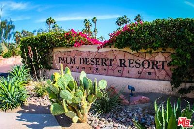 Palm Desert Resort C Condo/Townhouse For Sale: 40251 Baltusrol Circle #07-06