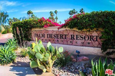 Palm Desert Condo/Townhouse For Sale: 40251 Baltusrol Circle #07-06