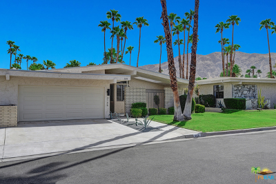Palm Springs CA Condo/Townhouse For Sale: $539,900