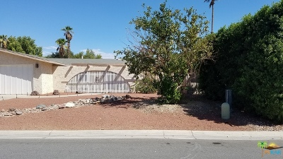 Palm Desert Country Single Family Home For Sale: 43180 Virginia Avenue