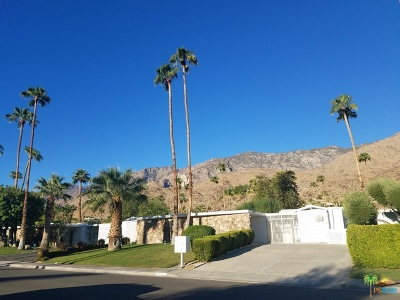Palm Springs CA Condo/Townhouse For Sale: $420,000