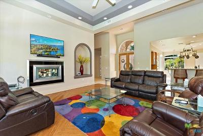 Rancho Mirage Single Family Home For Sale: 4 Ivy League Circle