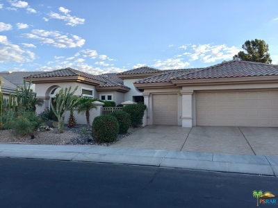 Sun City Single Family Home For Sale: 78276 Bonanza Drive