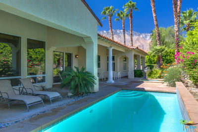 Cathedral City, Indio, Palm Springs Rental For Rent: 1394 Colony Way