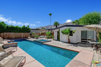 Palm Springs Single Family Home For Sale: 564 North Calle Rolph