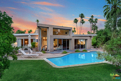 Palm Springs Single Family Home For Sale: 1179 N May Drive