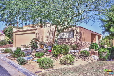 Ironwood Country Clu Condo/Townhouse For Sale: 73582 Encelia Place