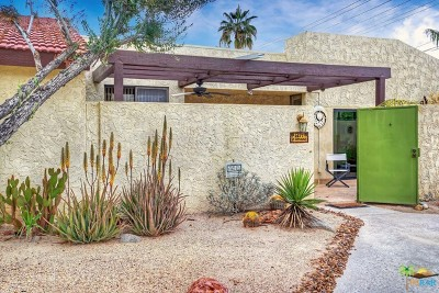 Palm Springs Condo/Townhouse For Sale: 1477 East Amado Road