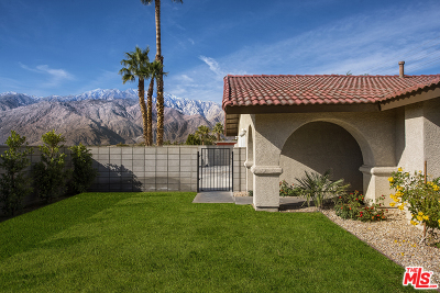 Palm Springs Single Family Home For Sale: 3118 East Vista Chino