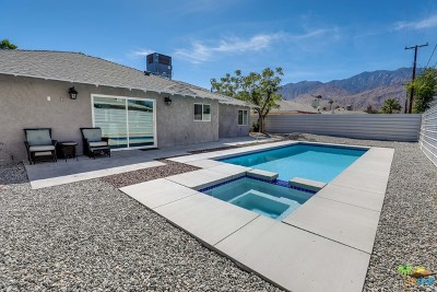 Palm Springs Single Family Home For Sale: 3784 East Calle San Raphael