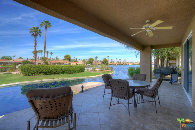 Rancho Mirage Condo/Townhouse Contingent: 83 Lake Shore Drive