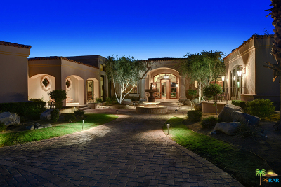 Palm Desert Single Family Home For Sale: 307 Canyon Drive