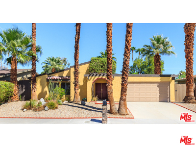 Palm Springs Single Family Home For Sale: 920 South Nueva Vista Drive