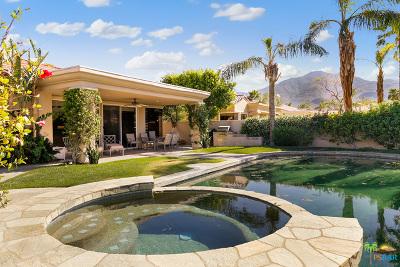 La Quinta Single Family Home Sold: 57461 Spanish Hills Lane