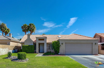 Cathedral City Single Family Home Contingent: 68464 Descanso Circle
