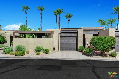 Palm Springs Condo/Townhouse Contingent: 5754 East Palm Oasis Street