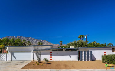 Palm Springs Single Family Home For Sale: 2033 North San Antonio Road