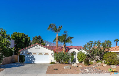 Cathedral City Single Family Home For Sale: 30225 Avenida Del Yermo