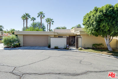 Palm Springs Condo/Townhouse For Sale: 6751 Rockwood Circle