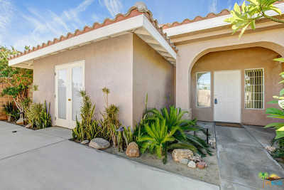 Cathedral City Single Family Home For Sale: 67815 Paletero Road