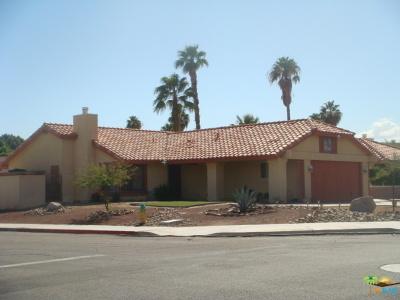 Cathedral City Single Family Home For Sale: 30306 Avenida Maravilla