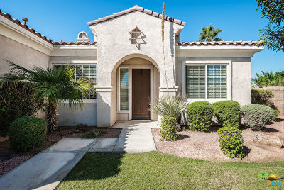 Indio Single Family Home For Sale: 48621 Vienna Court
