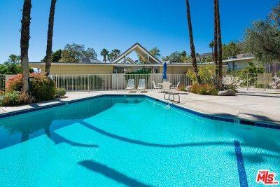 Rancho Mirage Condo/Townhouse Sold: 42415 Rancho Las Palmas Drive #14