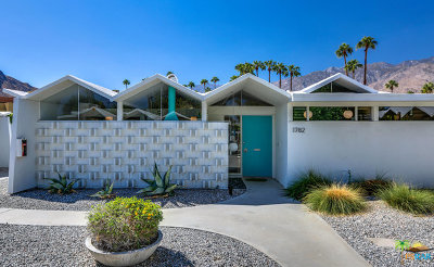 Palm Springs Condo/Townhouse For Sale: 1782 South Araby Drive