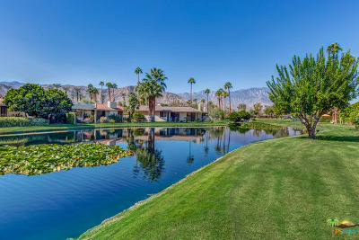 Rancho Mirage Condo/Townhouse For Sale: 17 Lehigh Court