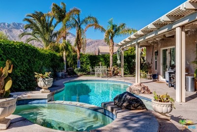 Palm Springs Single Family Home For Sale: 1669 East Racquet Club Road