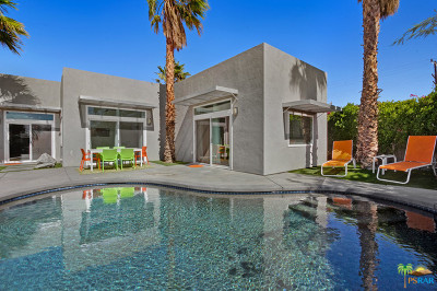 Palm Springs Single Family Home For Sale: 122 West San Carlos Road