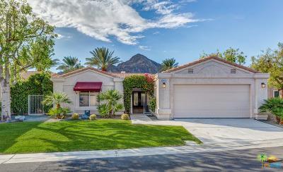 La Quinta Single Family Home For Sale: 48555 Via Amistad