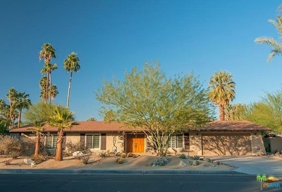 La Quinta, Palm Desert, Indio, Indian Wells, Bermuda Dunes, Rancho Mirage Single Family Home For Sale: 74880 Fairway Drive