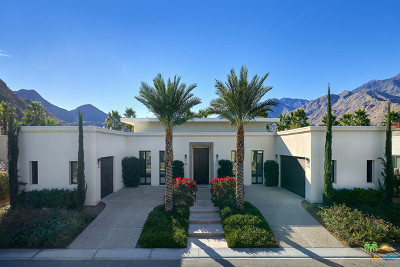 Palm Springs Single Family Home For Sale: 1045 Bella Vista