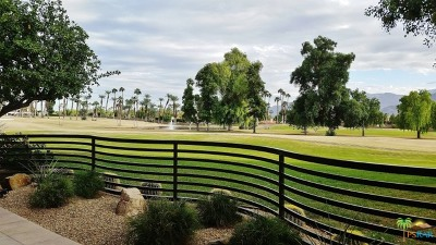Rancho Mirage Condo/Townhouse For Sale: 822 Inverness Drive