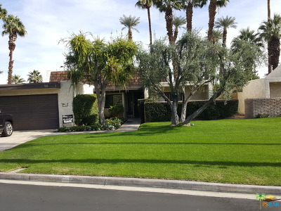 Rancho Mirage Single Family Home For Sale: 28 Kevin Lee Lane